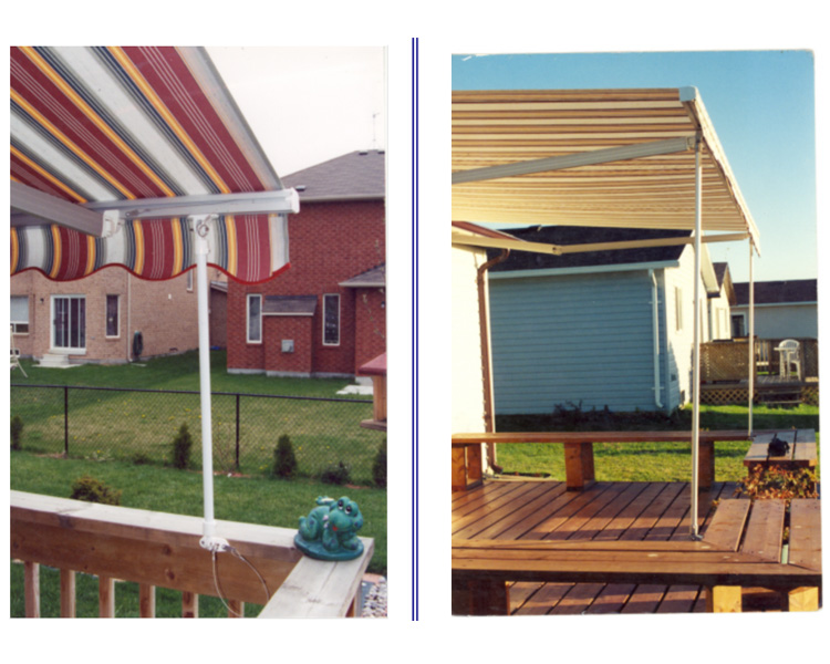 92+ Awning Support - High Strength Aluminum Alloy 7075 Awning